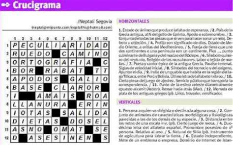 preguntas de cultura general venezolana noticia 191 un crucigrama suvbersivo en venezuela