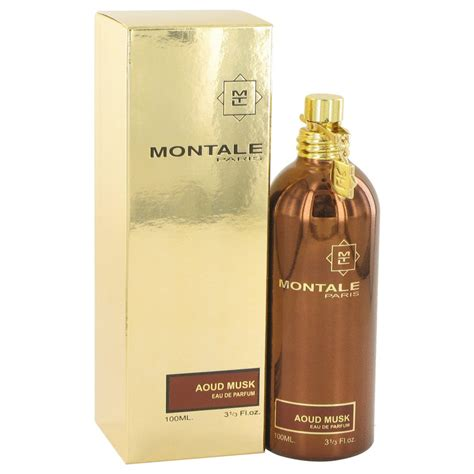 Parfum Musk aoud musk montale for and in qatar