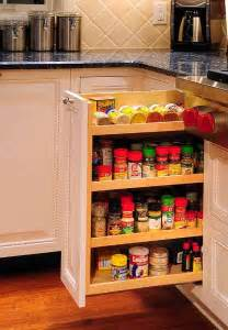 Kitchen Cabinet Spice Organizer by Modern Kitchen Accessories For Spices Storage
