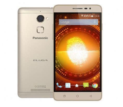 Hp Android Panasonic Eluga panasonic eluga with fingerprint sensor and 4g support launched at rs 11 990