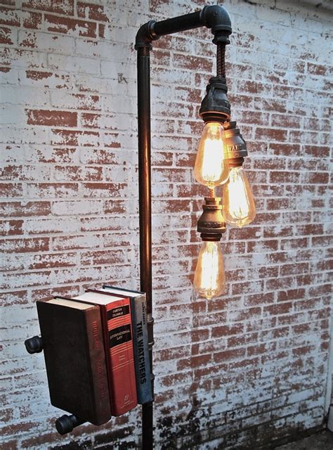 Industrial Floor L Bookshelf By Stella Bleu Designs by 17 Best Images About Industrial Decor On