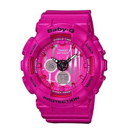 Casio Baby G Ba 120 Sp 1 casio baby g ba 120sp 4a indowatch co id