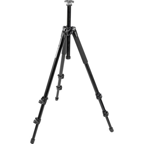 Manfrotto 294 Aluminum Tripod 3 Sections manfrotto 294 aluminum tripod mt294a3 b h photo