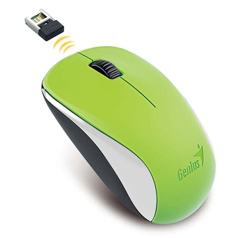 Mouse Wireless Genius Nx 7000 Optical Blue Eyeoriginal Resmi upc 091163250869 genius 2 4ghz high precision optical