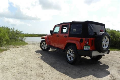 galveston and jeep wrangler unlimited prove powerful combo
