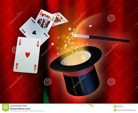 scow images magic show stock illustration image of game magician