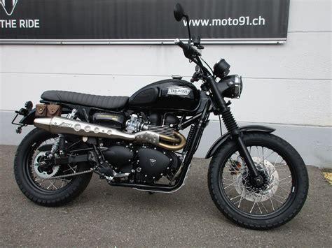 Triumph Motorrad Schweiz Jobs by Motorrad Vorjahresmodell Kaufen Triumph Scrambler 900 Moto