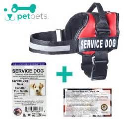 service vest colors petpets service vest harness removable reflective