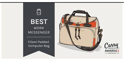 Winner Messenger Bag carry awards best work messenger results carryology