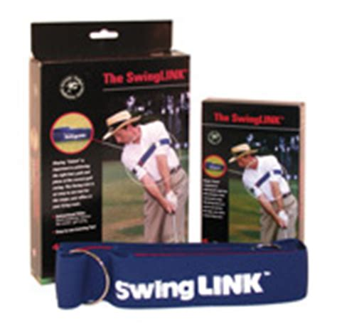 swing link training aid swinglink can improve your golf swing
