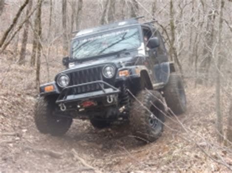Do Jeep Wranglers Roll Easily Poison Spyder Auto Parts At Cardomain