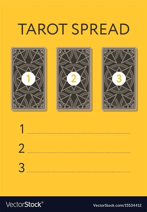 make your own tarot cards template template tarot cards template vector image free tarot