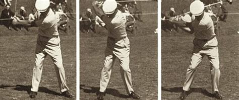 hogans swing how did ben hogan discover his simple golf swing secret