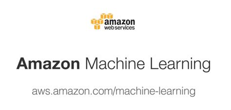 Amazon Machine Learning | hp can t compete in public cloud as amazon machine