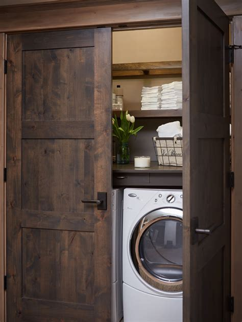 Rustic Laundry Room Decor Rustic Laundry Room Design Ideas Pictures Remodel Decor