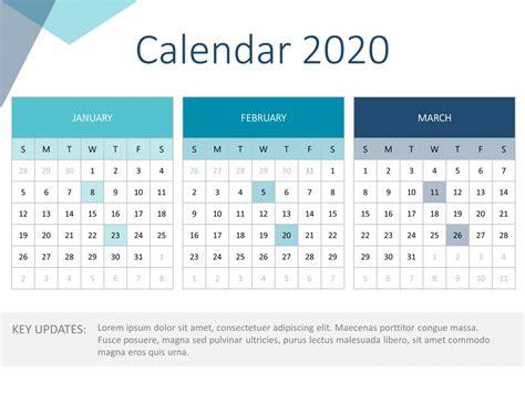 calendar powerpoint  detailed calendar powerpoint templates slideuplift