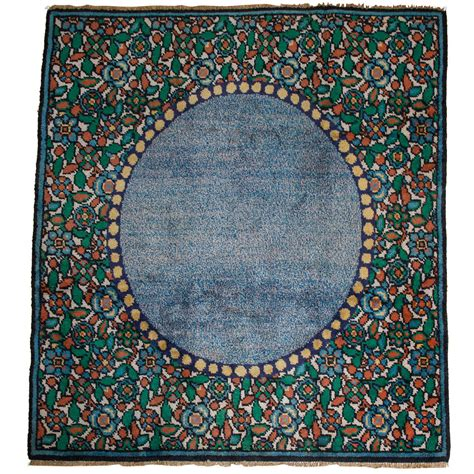 deco rugs de coene deco rug at 1stdibs