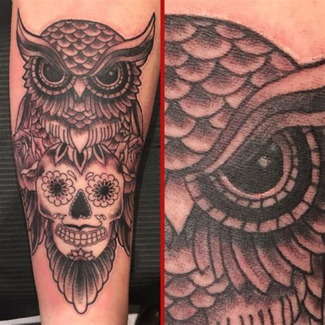 wise owl tattoo removal reds tattoo parlour black and grey tattoo gallery