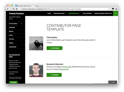 page template creating custom page templates in wpmu dev