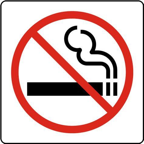 no smoking sign picture no smoking symbol sign a5360 by safetysign com