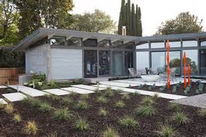 How To Remodel A House 1950s Mid Century Modern Home Remodeled Into A Smart