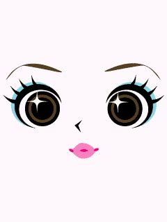 imagenes ojos coquetos free animated face 4 phone wallpaper by thejojo