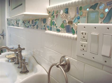 Sea Glass Bathroom Ideas | pura bella naturals sea glass mobile quot how to quot