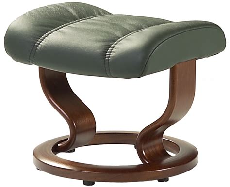 reclining chairs with ottoman stressless leather recliner chair ottoman by ekornes