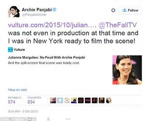 julianna margulies and archie punjabi feud new style for 2016 2017 archie panjabi