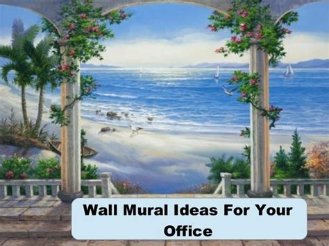 Wall Murals For Office wall murals ideas for your home and office
