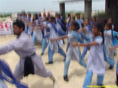 Karate The Masster Of Attack And Defence shaolin kung fu in indian shaolin temple