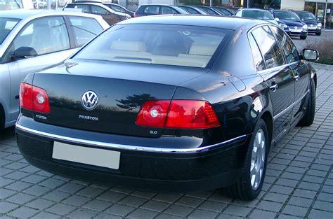 volkswagen phaeton back pin vw phaeton rear 20090404jpg wikipedia the free
