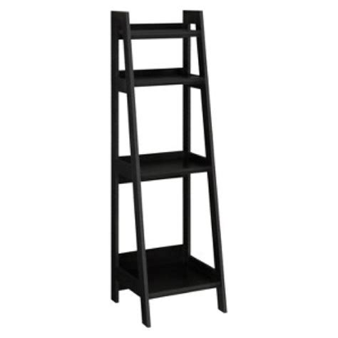 target re ladder bookcase showroom