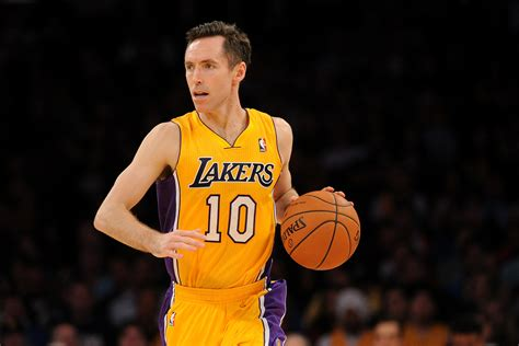 Steve Nash steve nash was the greatest point guard in nba history