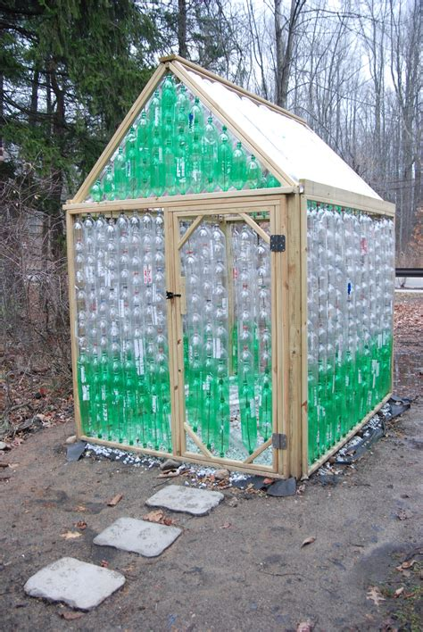 ls out of bottles david l s plastic bottle greenhouse nature into action