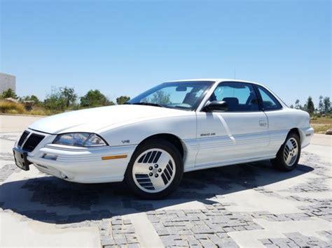 automobile air conditioning repair 1993 pontiac grand am electronic throttle control 1993 pontiac grand am se coupe 2 door 3 3l only 32 387 original miles classic pontiac grand am