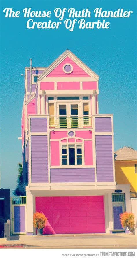 real barbie house real barbie house architecture pinterest