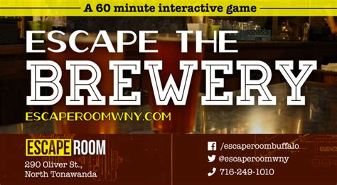 escape room buffalo