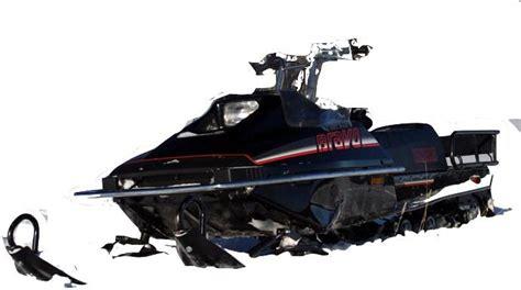 yamaha br250 bravo snowmobile factory service shop