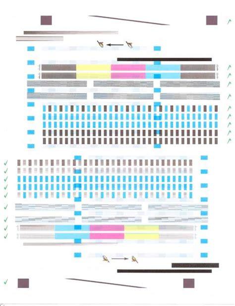 test pattern for laser printer cory arcangel printer test patterns 171 printeresting