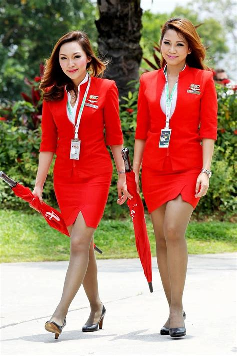 airasia uniform air asia flight attendants google 検索 flight
