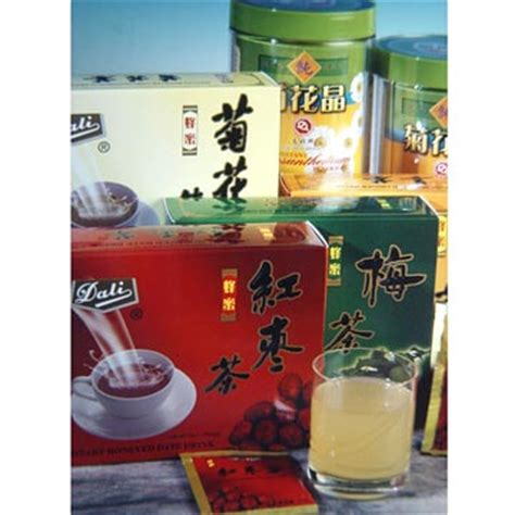 Honeyed Chrysanthemum Drink instant honeyed chrysanthemum drinks products china instant honeyed chrysanthemum drinks supplier