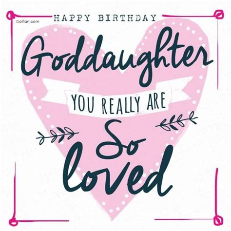 Happy Birthday Wishes For My Goddaughter 55 Beautiful Birthday Wishes For Goddaughter Best