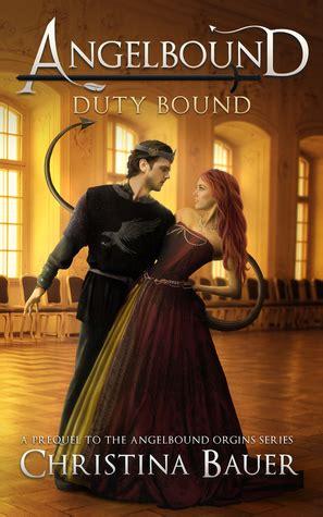 Angelbound Angelbound Origins book blitz excerpt giveaway duty bound angelbound