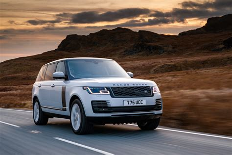 2019 Land Rover Lineup by Range Rover P400e Added To Lineup For 2019 187 Autoguide