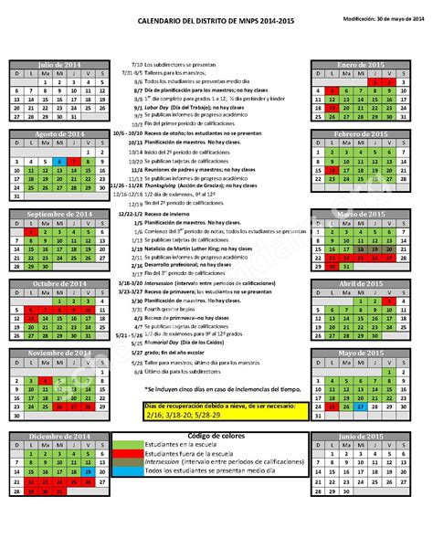 Baltimore County School Calendar 2016 County Traditional Calendar 2015 2016 Calendar