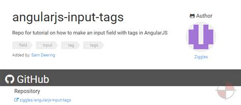 angularjs tutorial github top 5 form inputs angularjs modules