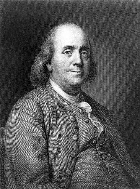 biography of scientist benjamin franklin google images