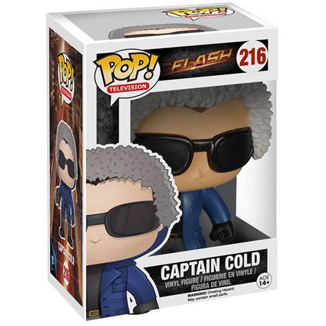 Funko Pop The Flash Captain Cold figurine captain cold flash funko pop