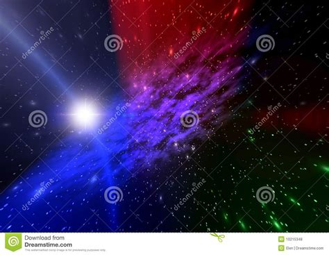 taking a stock of space lighting and design in your abstraction space mistical light royalty free stock